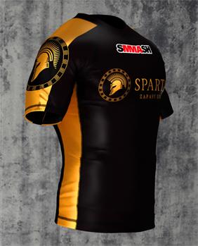 Rashguard MMA Spartan