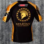 """Rashguard klubowy """"Spartan"""" Kraków"""